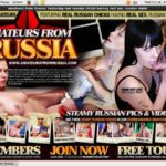 Amateurs From Russia Paysite