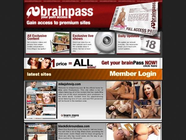 Brain Pass Order