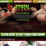 Brutal Dildos With Webbilling.com
