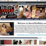Horny Thief Tales Rocketpay