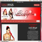 COCO BRAZIL Mit Sofort