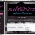 Create Sweet Nuvo Account