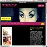 Secretkisses.modelcentro.com Image