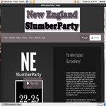 NESlumberParty Member Password