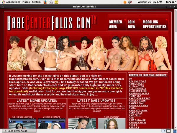 Password For Babecenterfolds