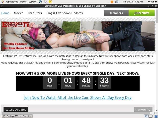 Erotique TV Best Videos