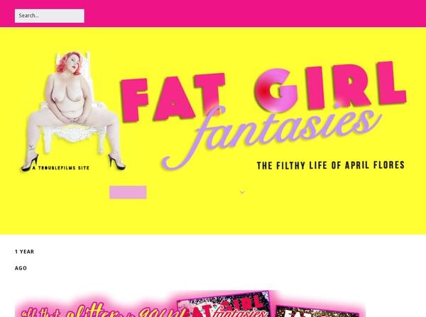Premium Accounts Free Fat Girl Fantasies